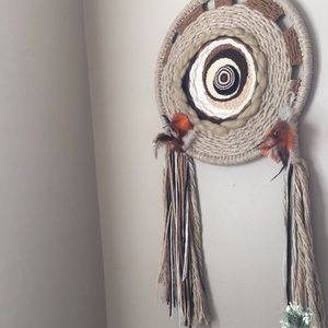 Other - Vintage Macrame Dream Catcher